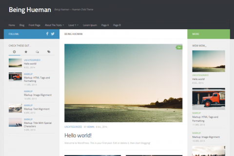 Huemanのイメージ