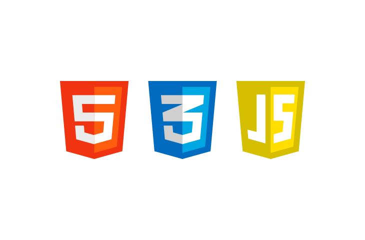 HTMLCSSJAVASCRIPTのイメージ
