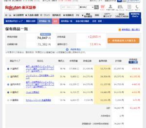 iDeCo投資報告②