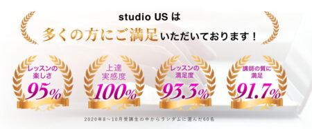 studio USレビュー