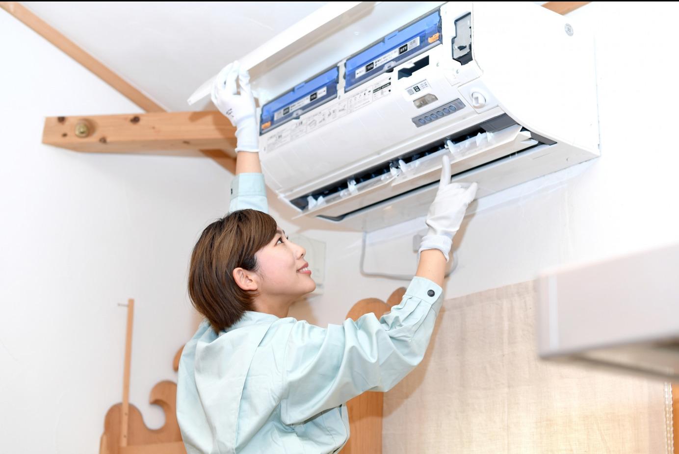 エアコン掃除クリーニング